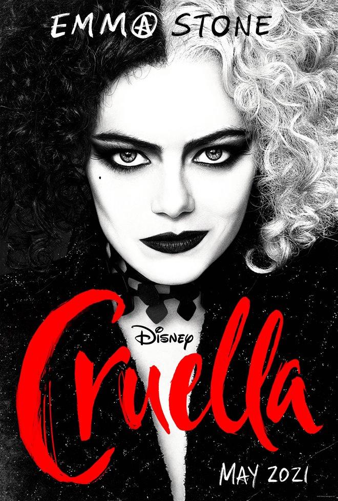Cruella (v.f.) Large Poster