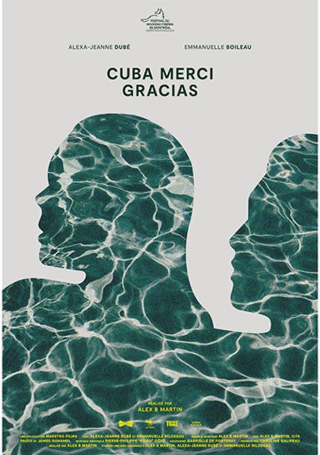 Cuba merci gracias (v.o.f.) Large Poster
