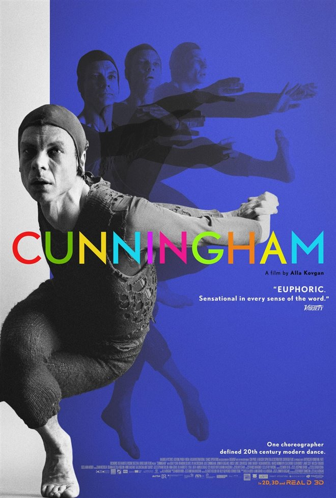 Cunningham Large Poster
