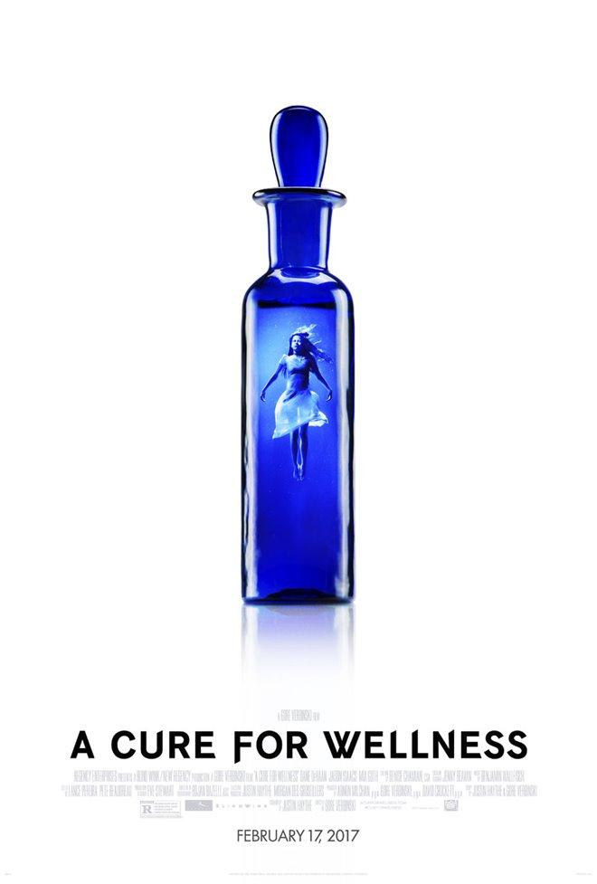 Cure de bien-être Large Poster