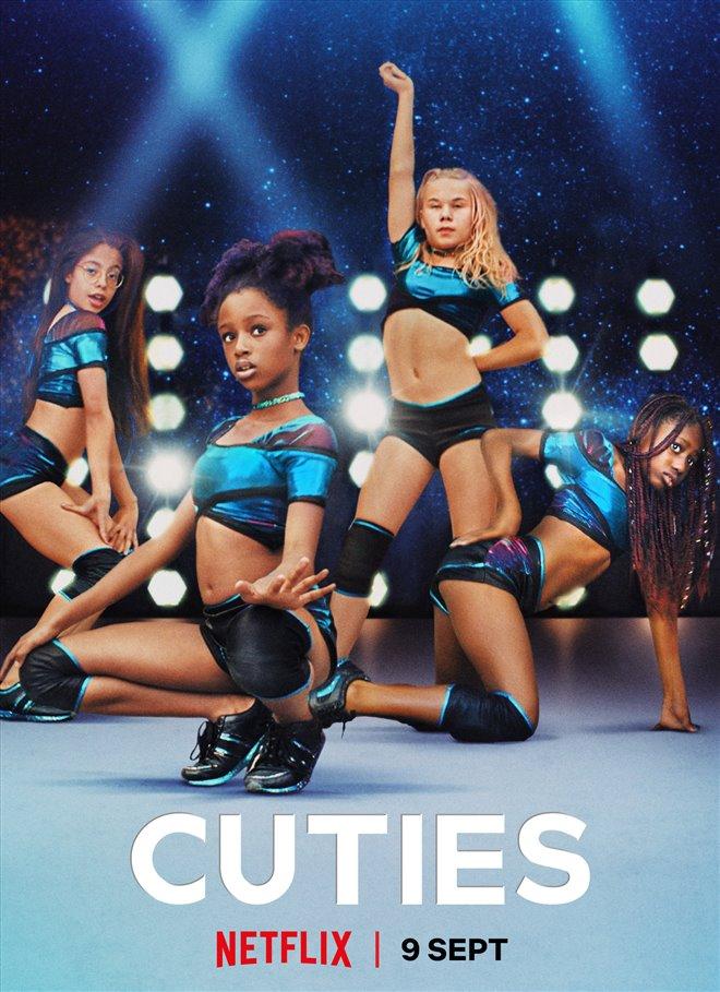 Cuties (Netflix) Large Poster