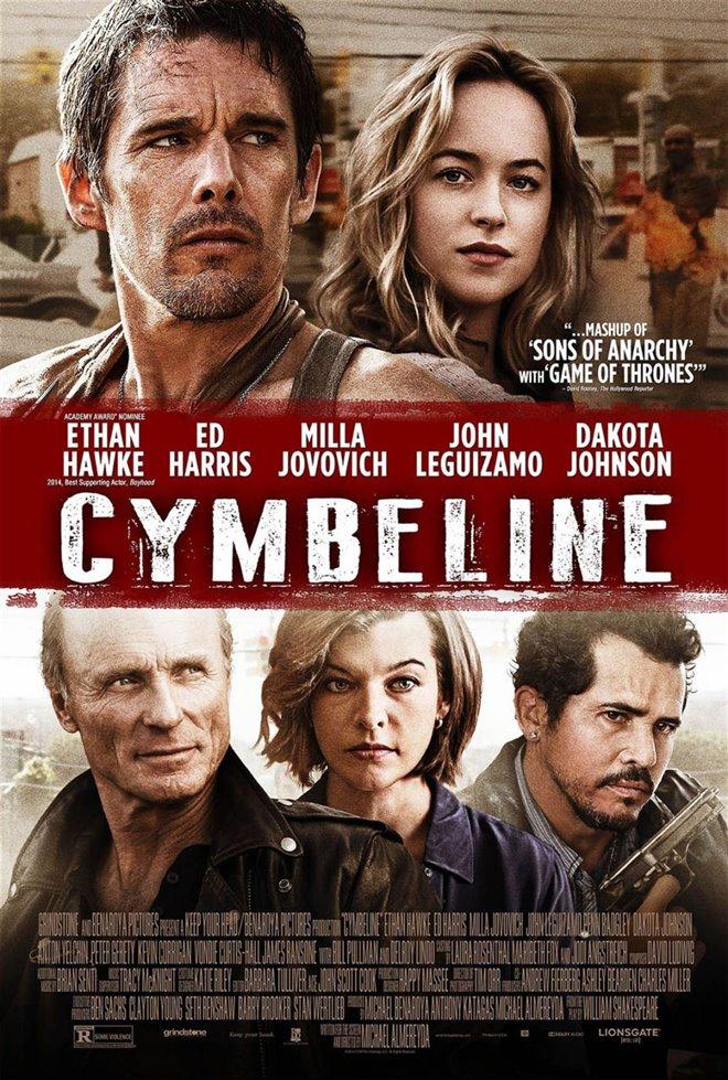 Cymbeline Large Poster