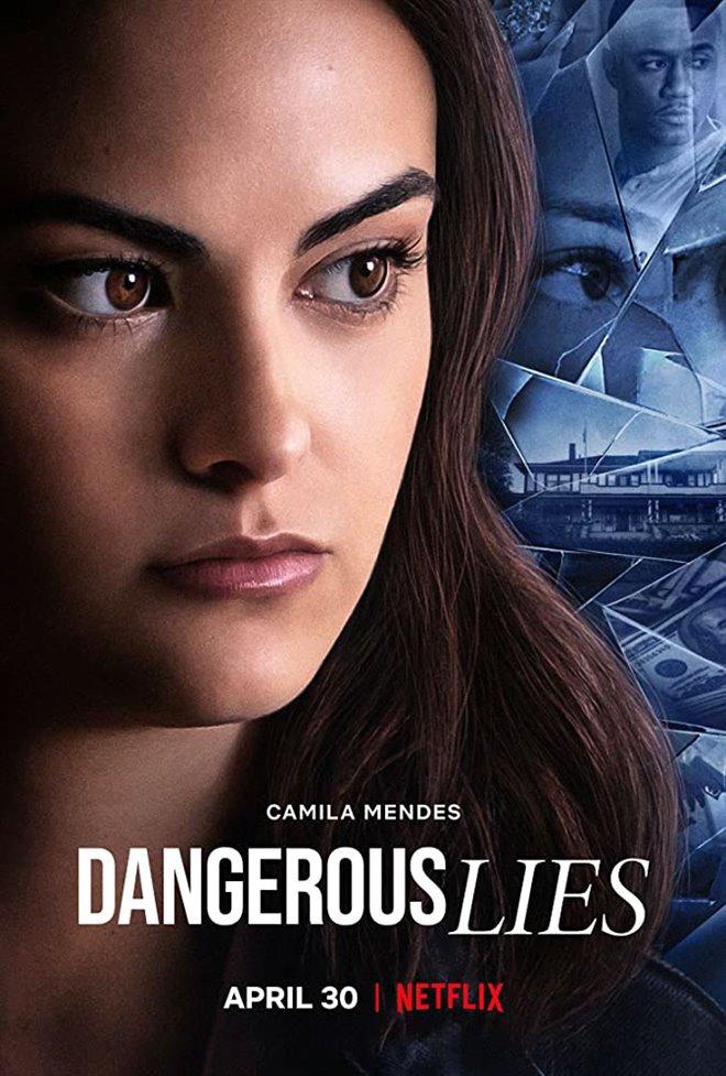 Dangerous Lies (Netflix) Large Poster