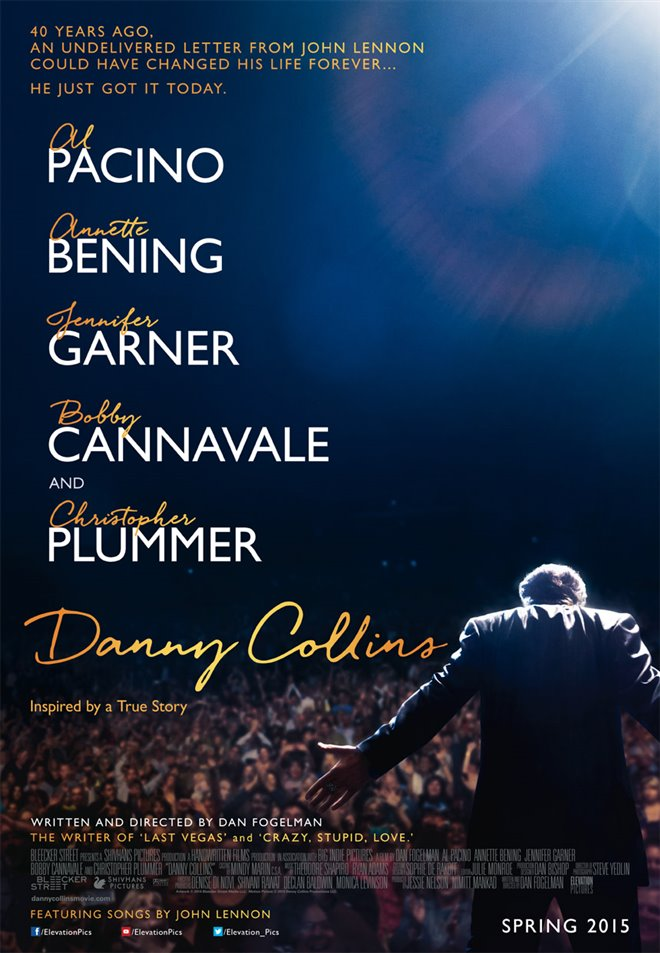 Danny Collins Large Poster