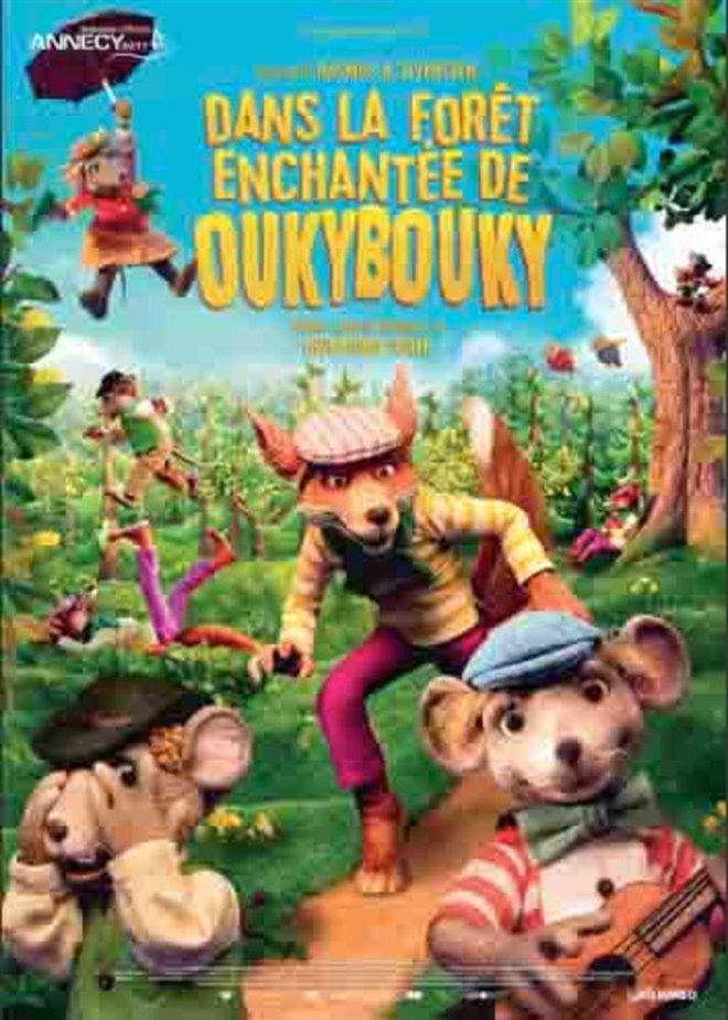 Dans la forêt enchantée de Oukybouky Large Poster