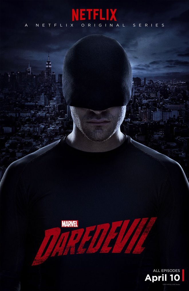 Daredevil: The Complete First Season Large Poster