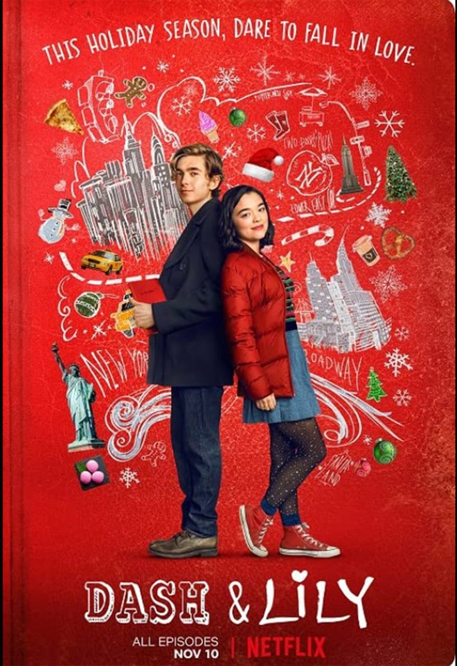 Dash & Lily (Netflix) Poster