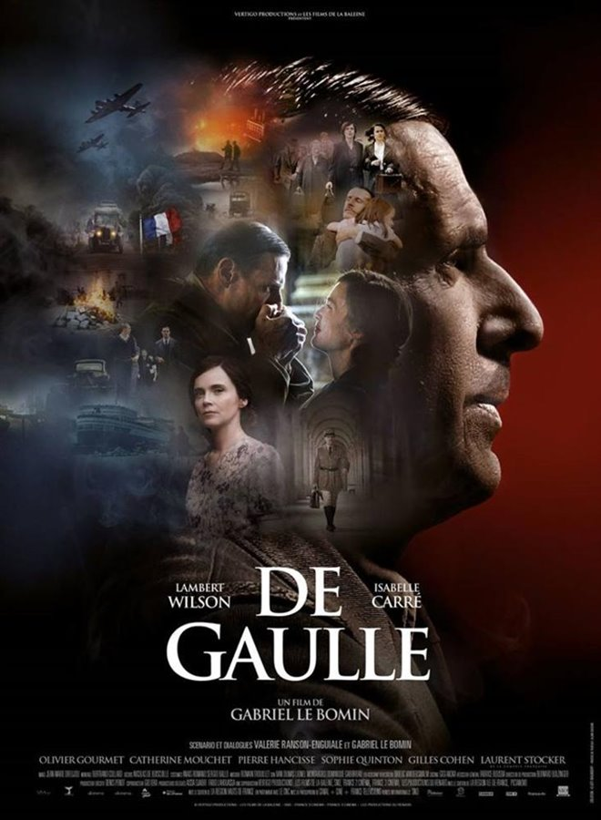 De Gaulle (v.o.f.) Large Poster
