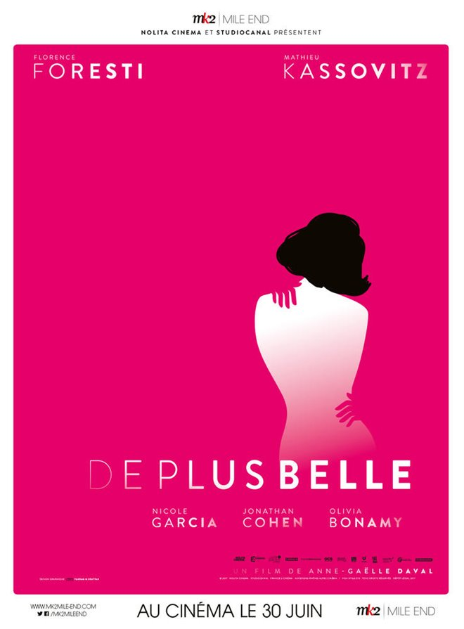De plus belle Large Poster
