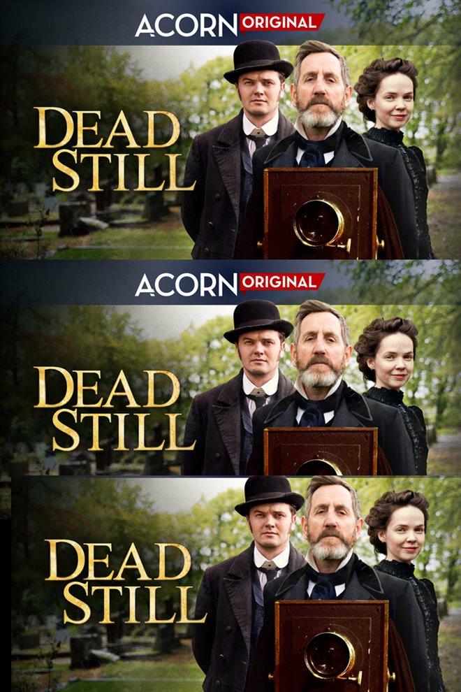 Dead Still (Acorn TV) Large Poster