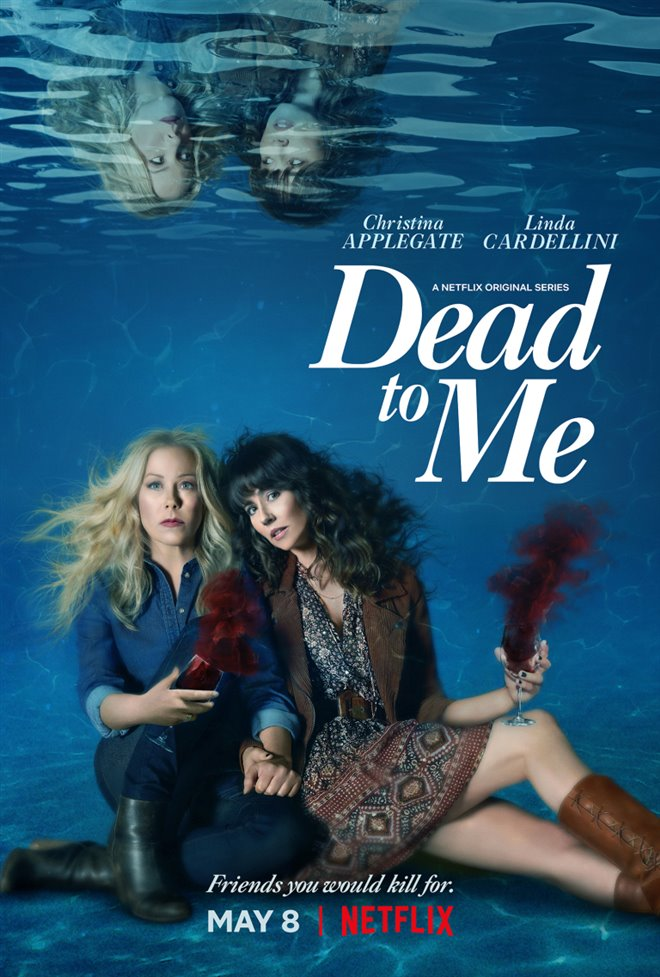 Dead to Me (Netflix) Poster
