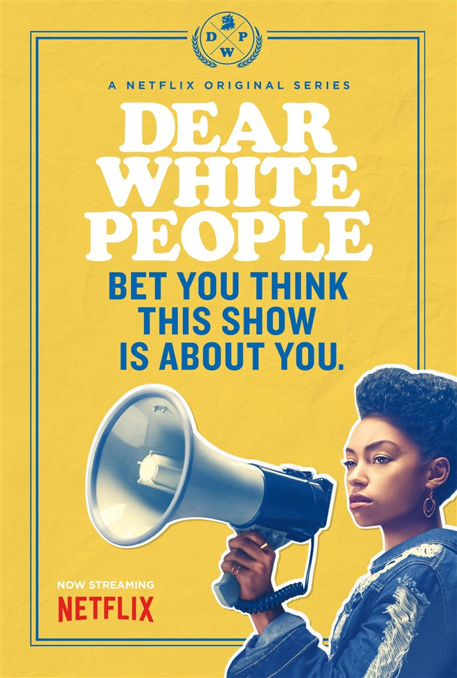 Dear White People (Netflix) Large Poster