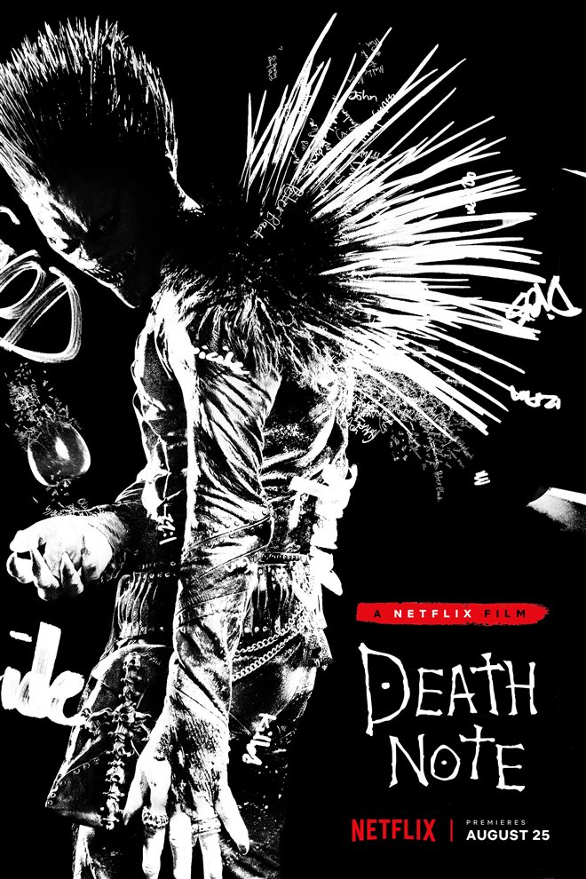 Death Note (Netflix) Large Poster