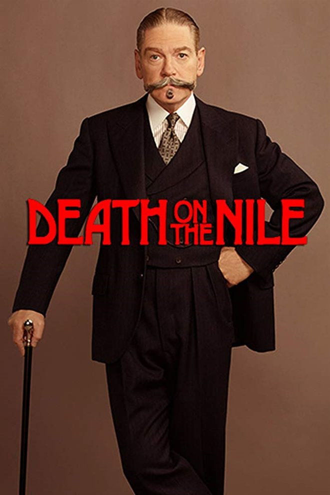 Death on the Nile Large Poster
