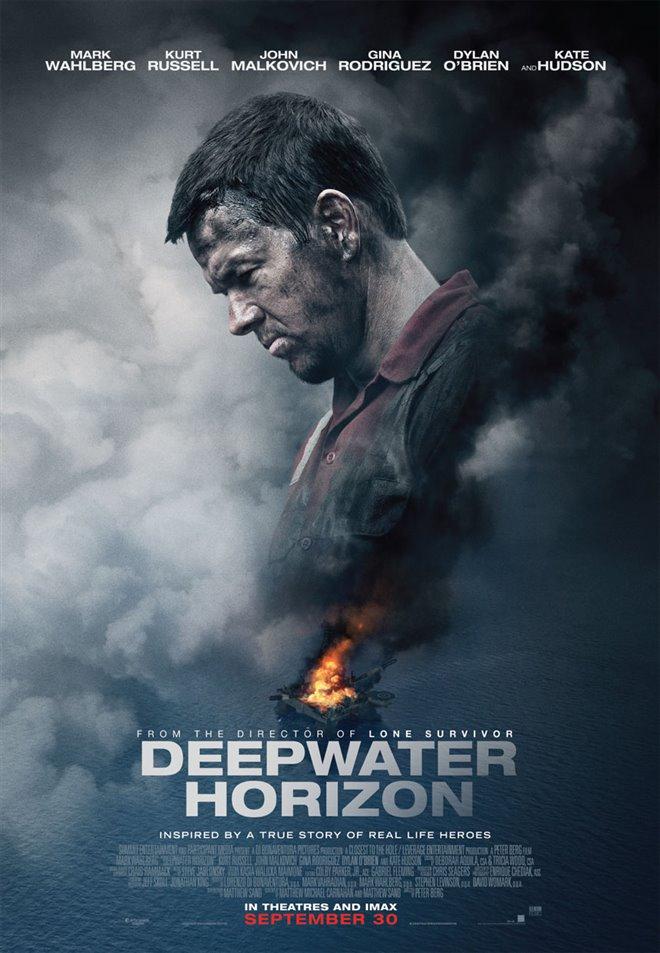 Deepwater Horizon Large Poster