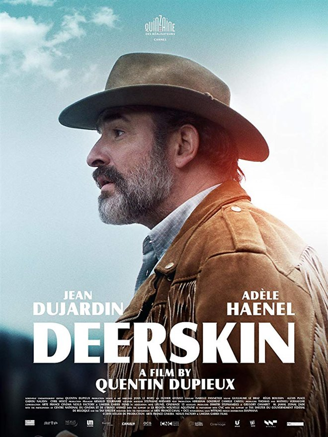 Deerskin Large Poster