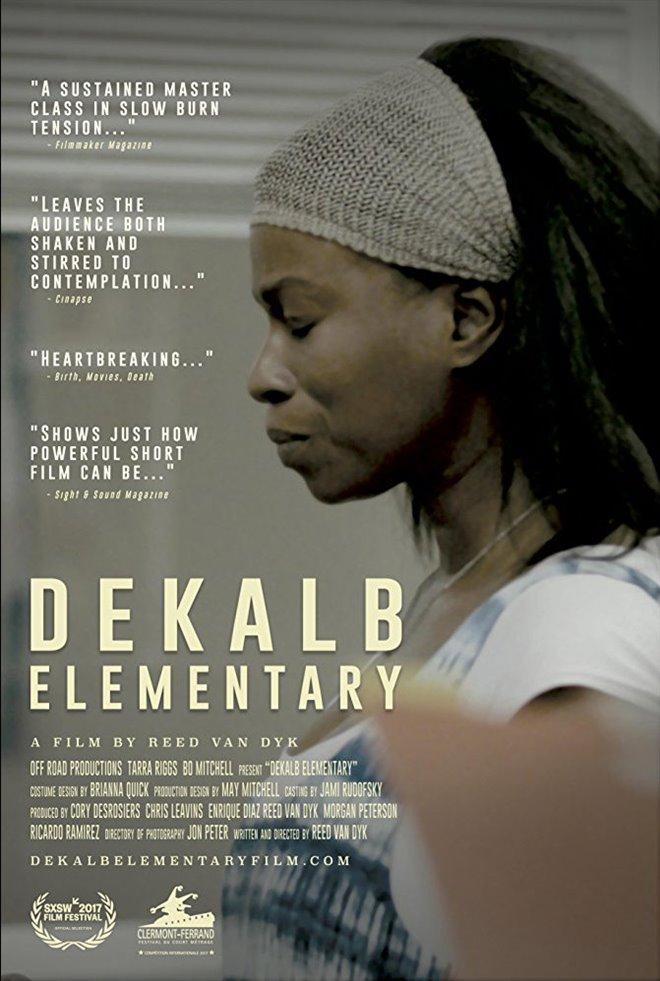 DeKalb Elementary Large Poster