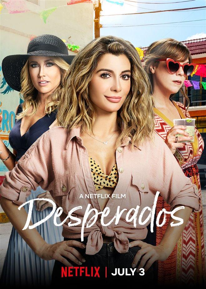 Desperados (Netflix) Poster