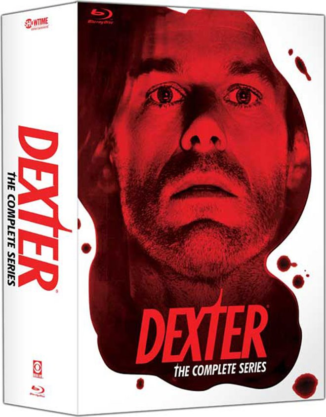 Dexter: The Complete Series on Blu-ray Large Poster
