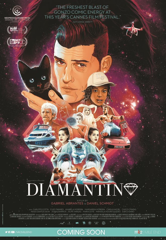 Diamantino Large Poster
