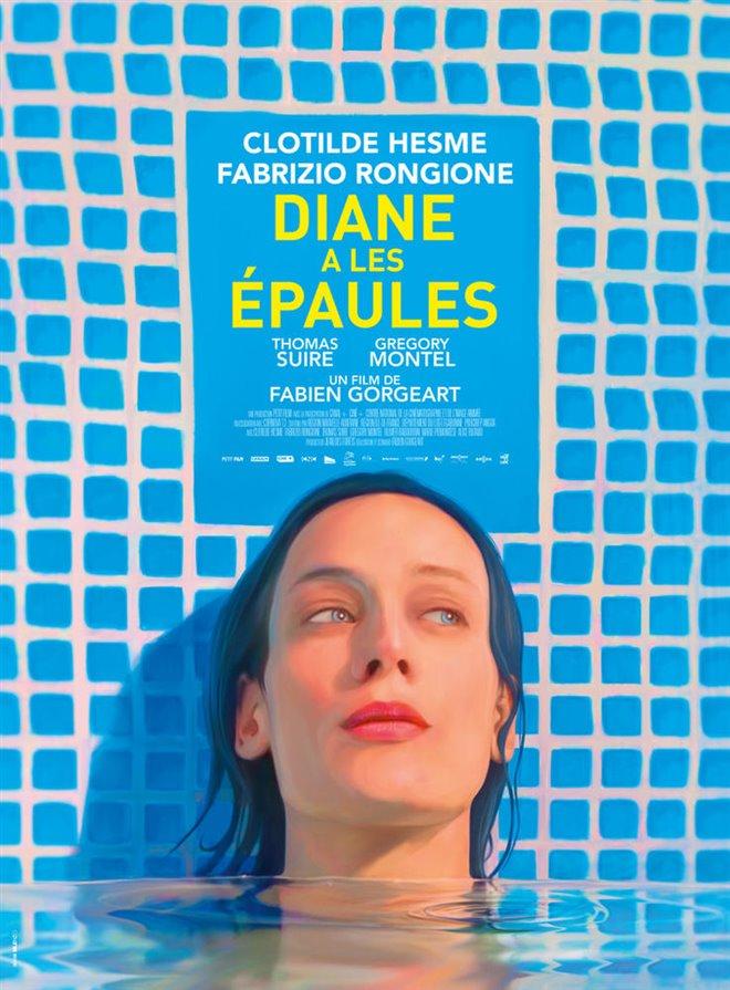 Diane a les épaules Large Poster