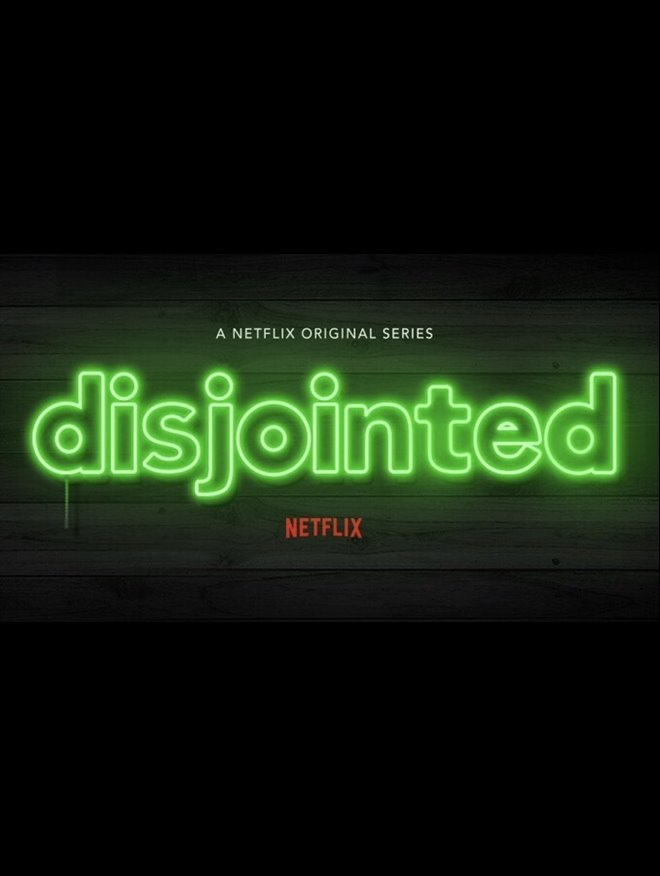 Disjointed Part 1 (Netflix) Large Poster