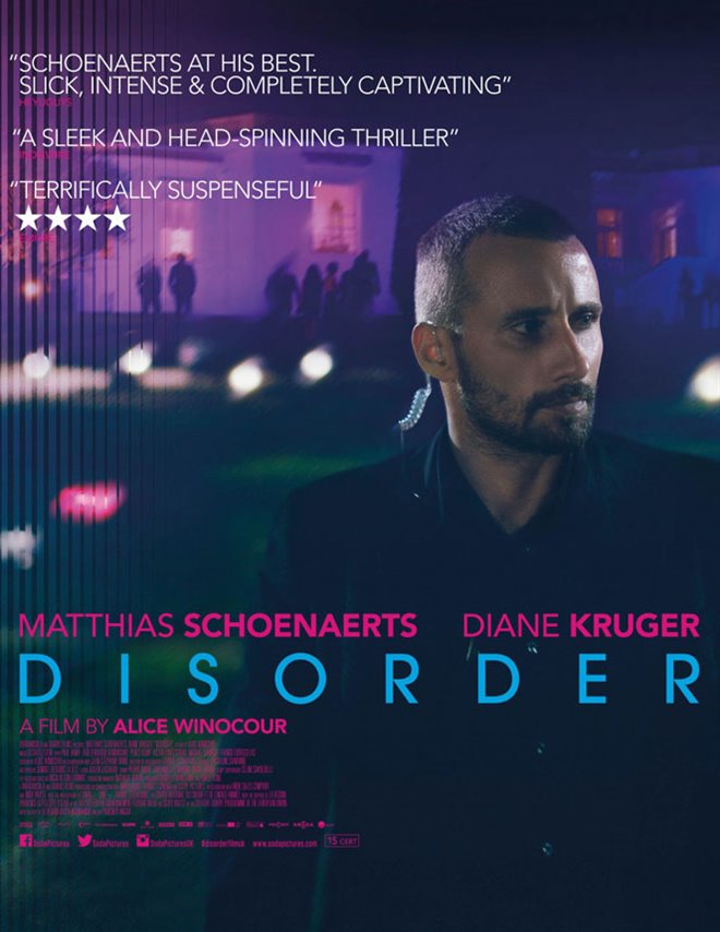 Disorder Large Poster