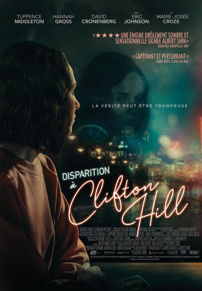 Disparition à Clifton Hill Large Poster