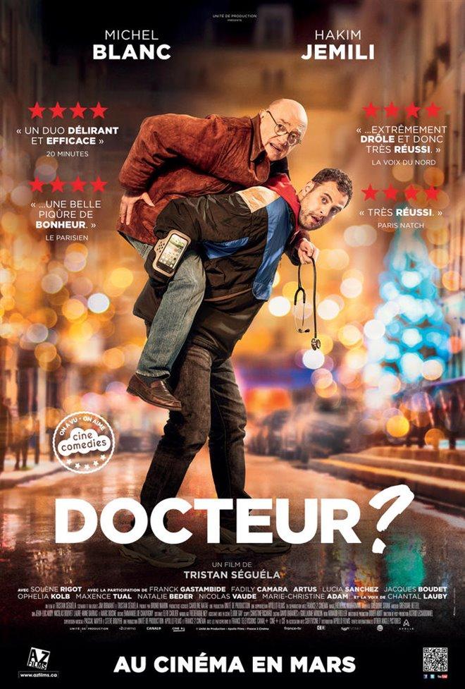 Docteur ? (v.o.f.) Large Poster