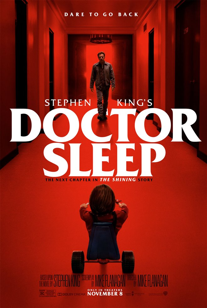 Doctor Sleep Large Poster