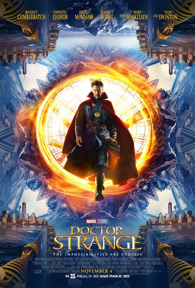 Doctor Strange Large Poster