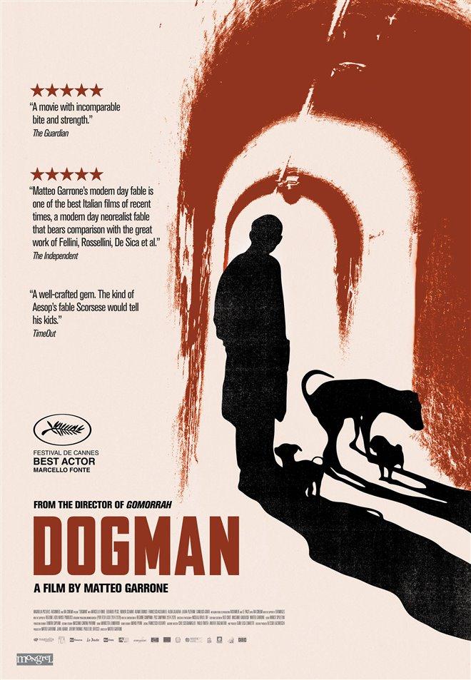 Dogman (v.o.s.-t.f.) Large Poster