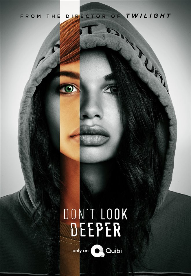 Don't Look Deeper (Quibi) Large Poster