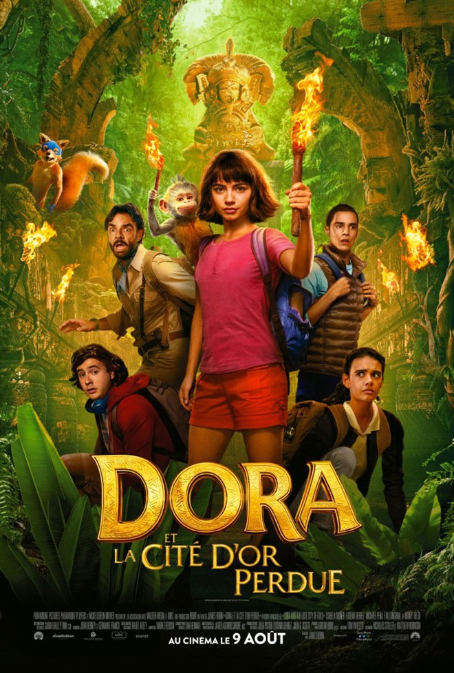 Dora et la cité d'or perdue Large Poster