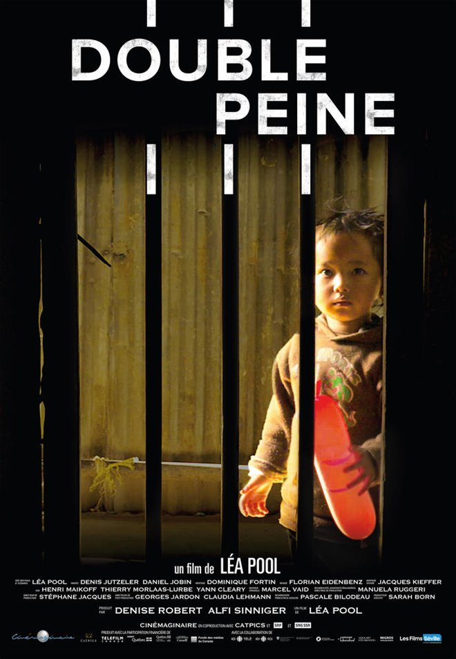 Double peine Large Poster