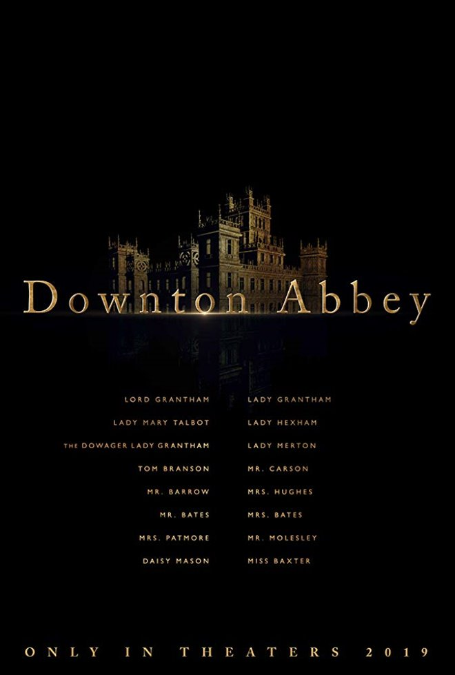 Downton Abbey (v.f.) Large Poster