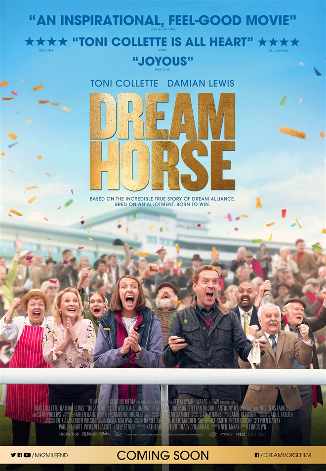 Dream Horse Large Poster