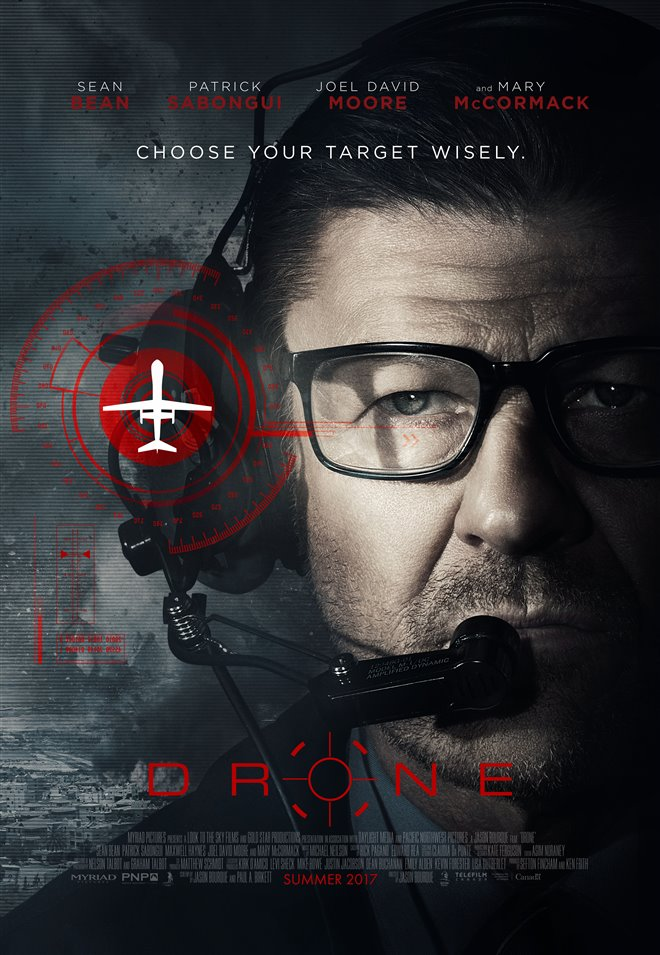 Drone Large Poster