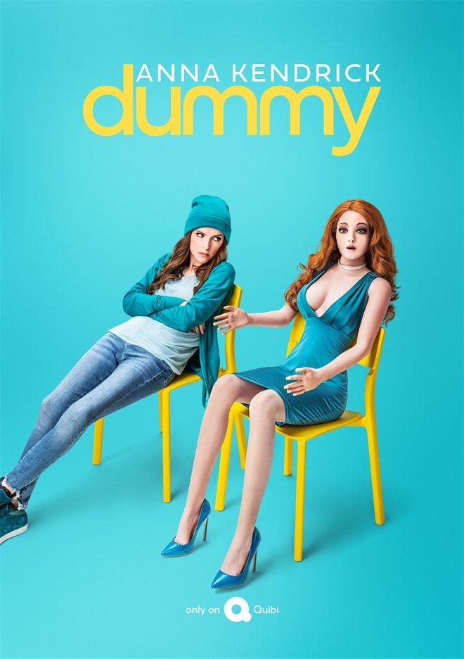 Dummy (Quibi) Large Poster
