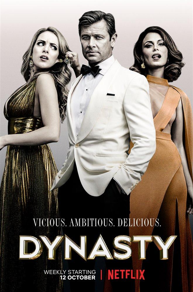 Dynasty (Netflix) Large Poster
