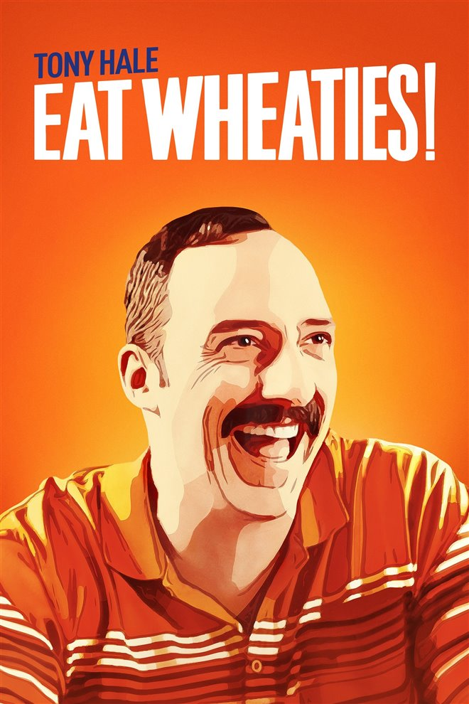 Eat Wheaties! Large Poster