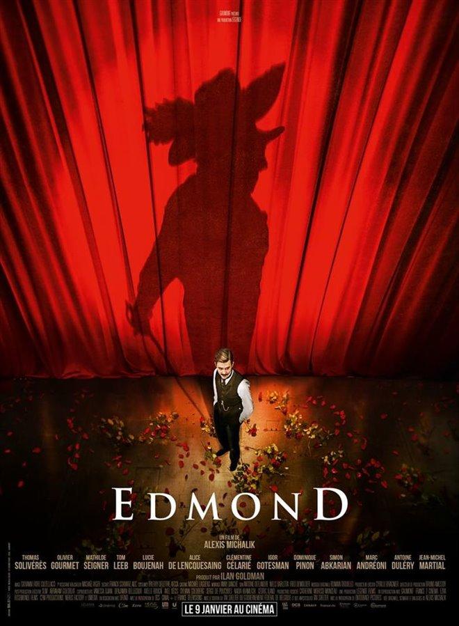 Edmond Large Poster