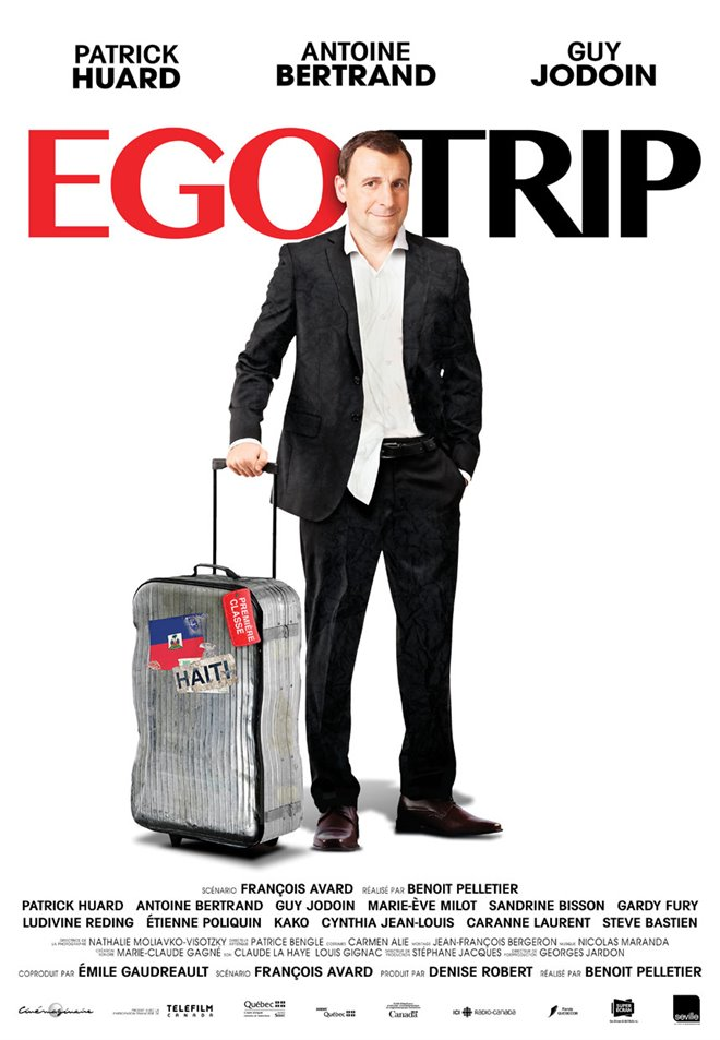 Ego Trip Large Poster
