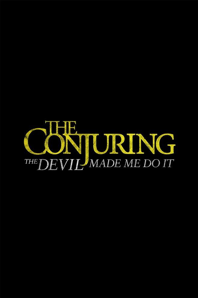 El conjuro 3: El diablo me obligó a hacerlo Large Poster