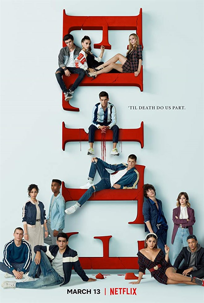 Elite (Netflix) Large Poster