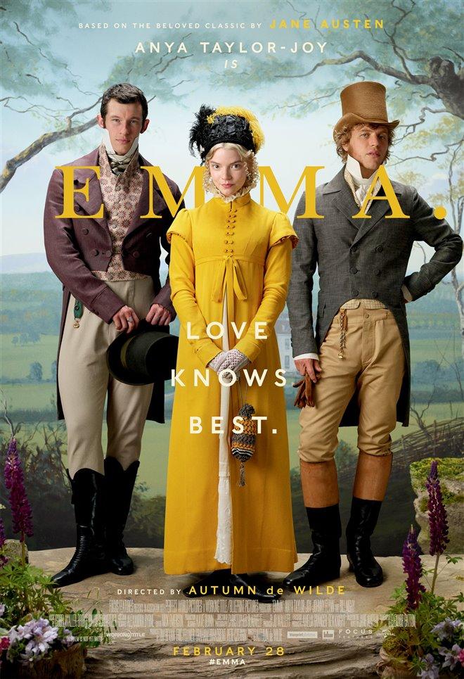 Emma. Poster
