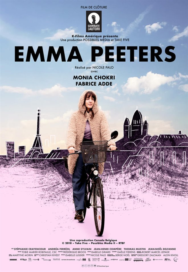 Emma Peeters (v.o.f.) Large Poster
