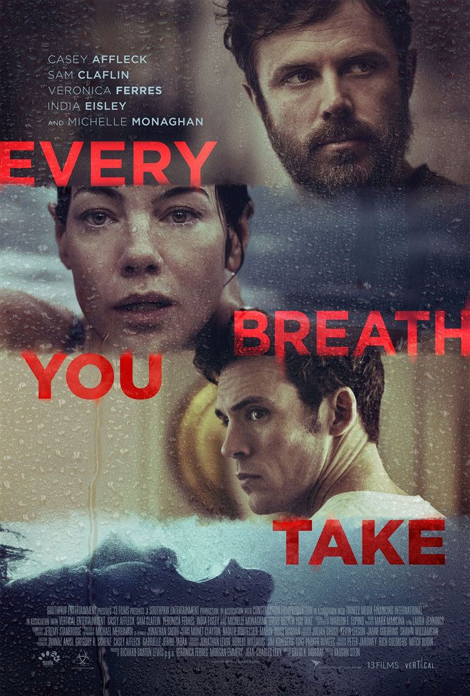 Every Breath You Take Large Poster