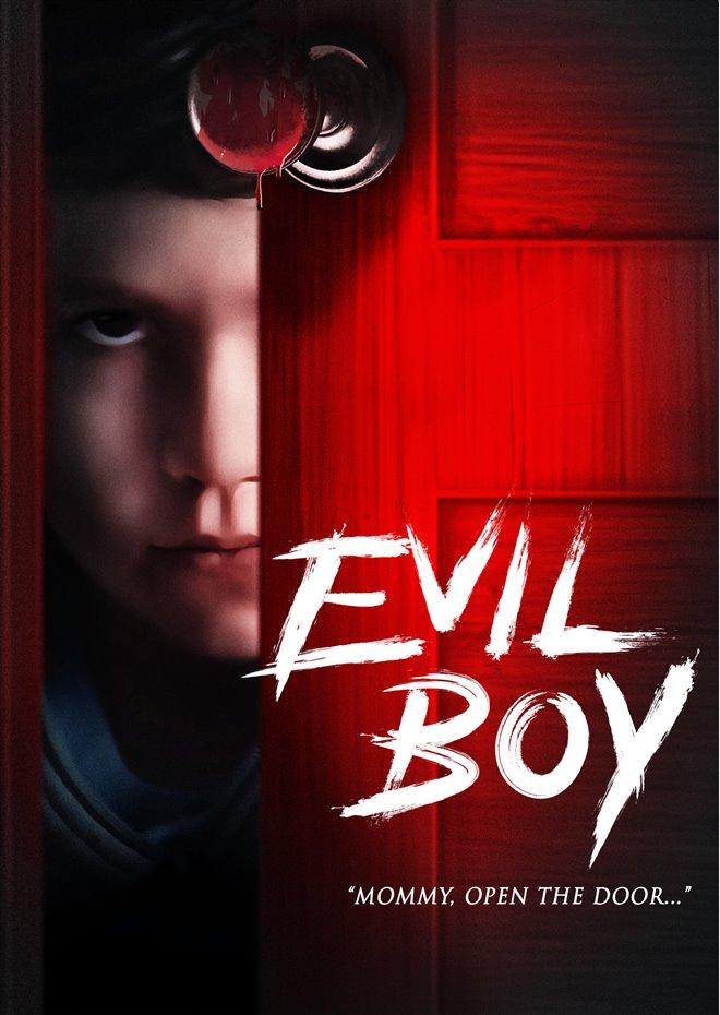 Evil Boy Poster