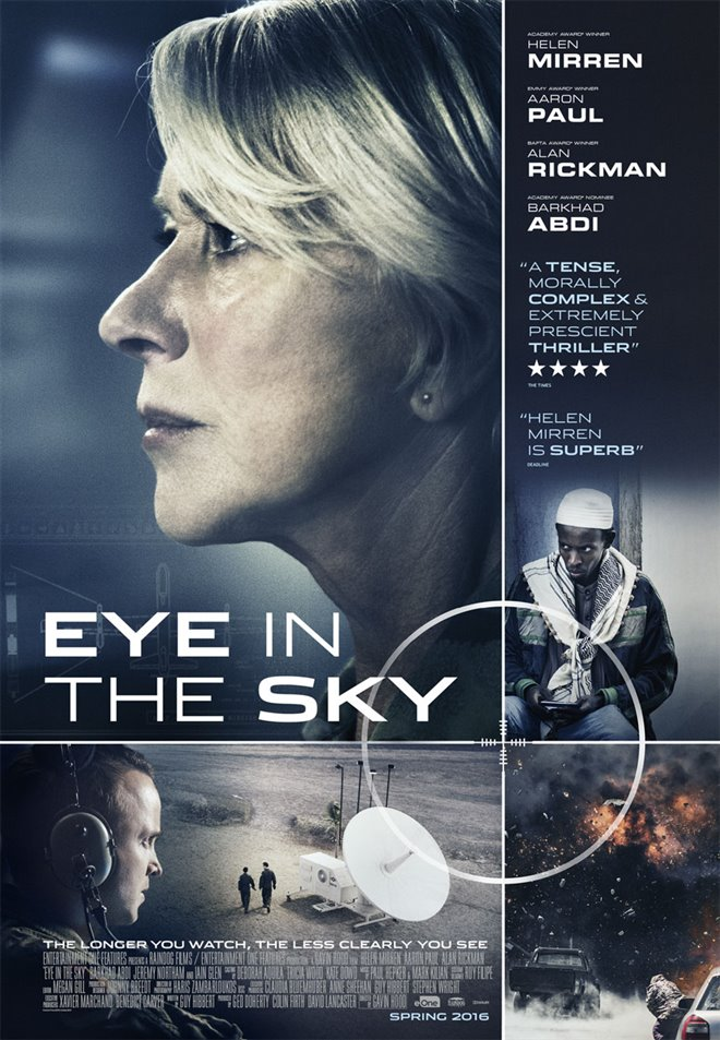 Eye in the Sky Large Poster